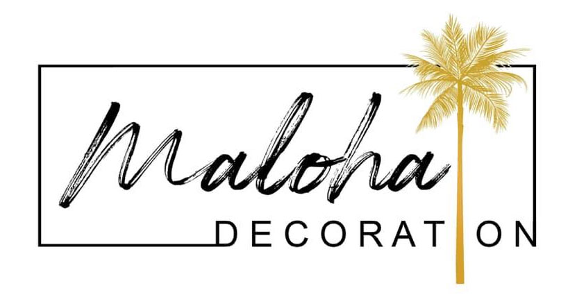 Maloha Decoration