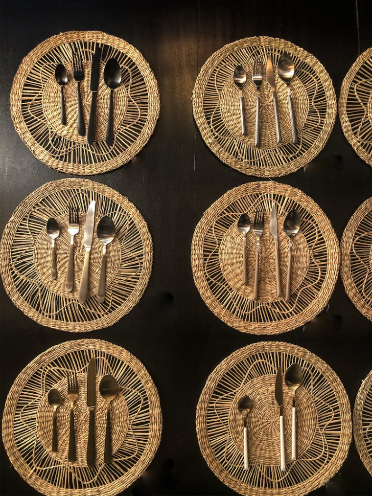 Set de table Milos