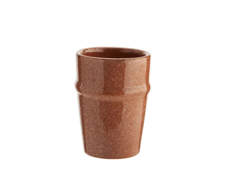 mug grès terracotta