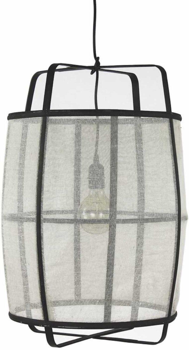 Suspension lanterne