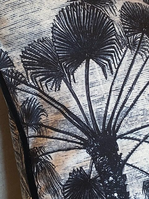 courte pointe palmiers