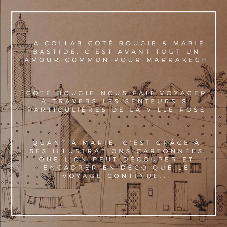 cote bougie Marrakech