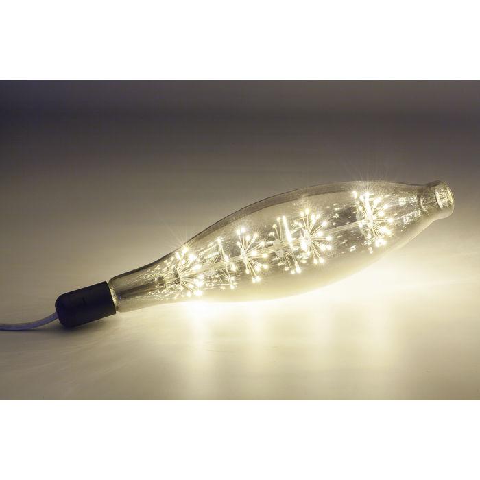 Ampoule allongée 43 cm