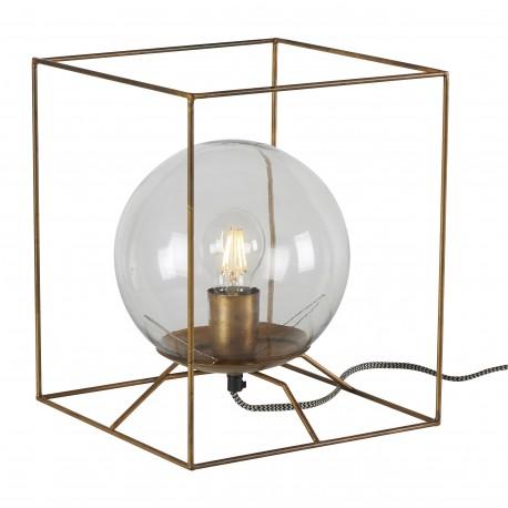Lampe Manhattan 25 x 25 x H 30 cm