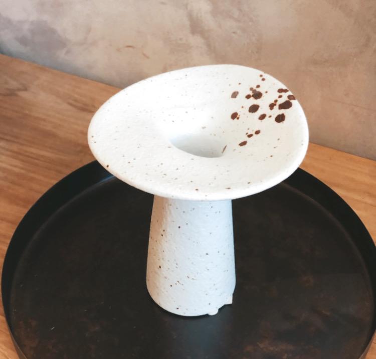 vase champignon