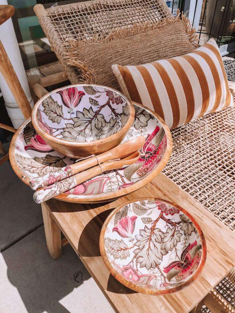 bois de manguier lotus
